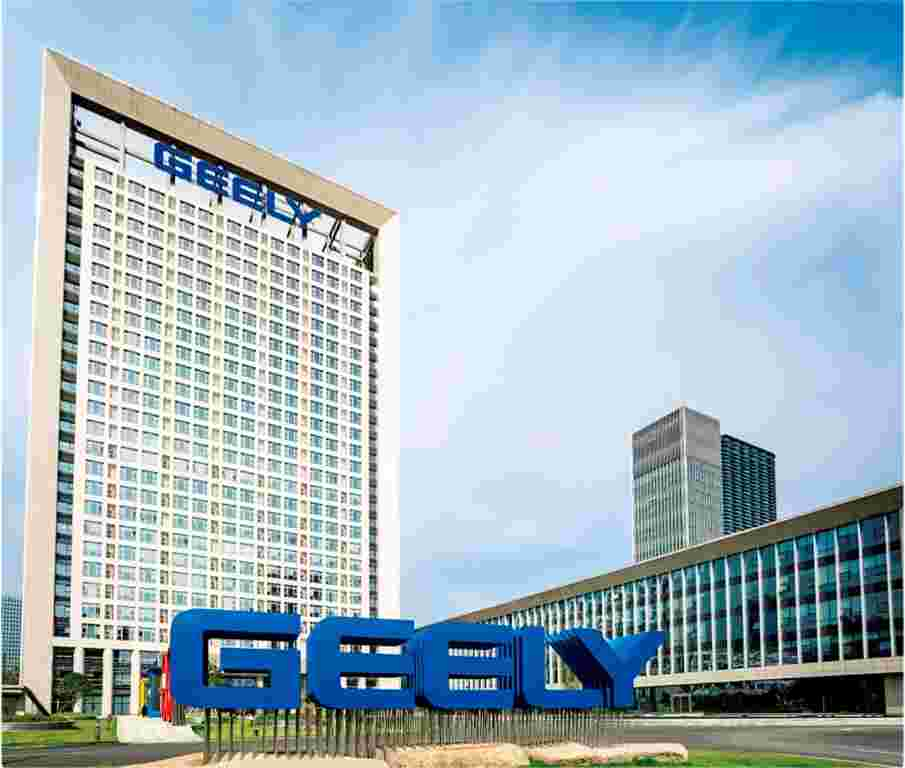 Geely Holding Group - ВИК-Авто
